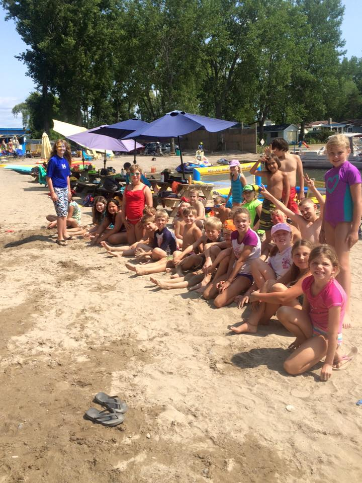 West Lake Watersports kids camp