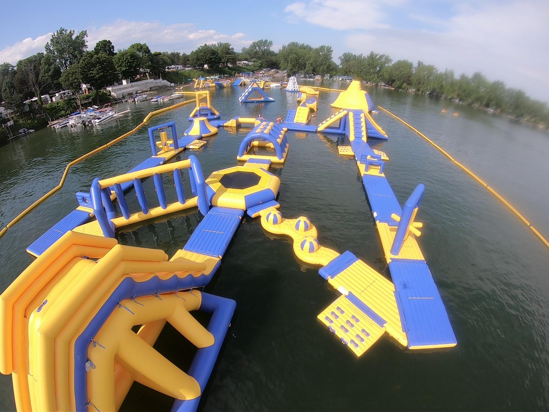 ake Water Park